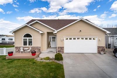 Billings Heights Single Family Home For Sale: 1185 Calendula Circle