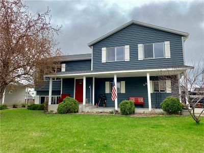Single Family Home For Sale: 3020 Myrtle Drive