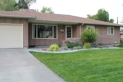 Single Family Home Contingency: 2039 Hewitt Drive