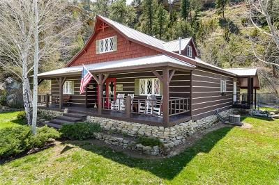 Single Family Home Contingency: 13180 Canyon Creek Rd