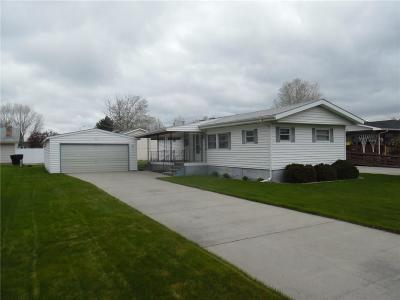Billings Single Family Home For Sale: 838 Arlington Drive