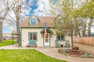 Single Family Home Contingency: 1634 Birch Street