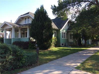 Billings Single Family Home For Sale: 1101 N 30th