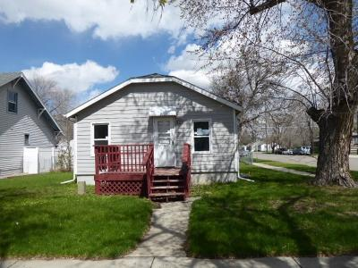 Billings Single Family Home For Sale: 421 S 37th Street