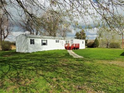 Single Family Home Contingency: 4110 Custer Frontage Road