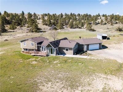 Billings Single Family Home Contingency: 2548 Alkali Creek Rd