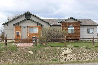 Single Family Home For Sale: 2438 Rapelje Road