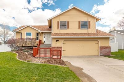 Single Family Home For Sale: 3282 Shenandoah Drive