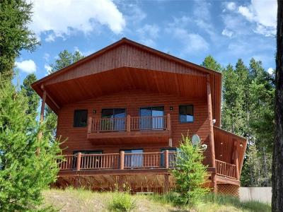 Single Family Home For Sale: 122 Pyramid Loop, Seeley Lake