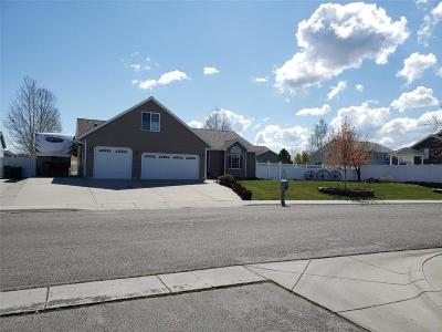 Billings Heights Single Family Home For Sale: 2145 Hyacinth Dr.