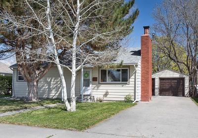 Single Family Home Contingency: 4537 Stone Street