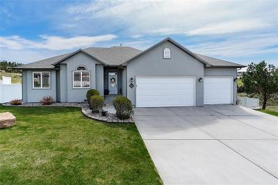 Yellowstone County Single Family Home For Sale: 2735 Torrey Pines Drive