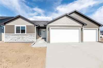 Billings Single Family Home Contingency: 1213 Daylight Lane