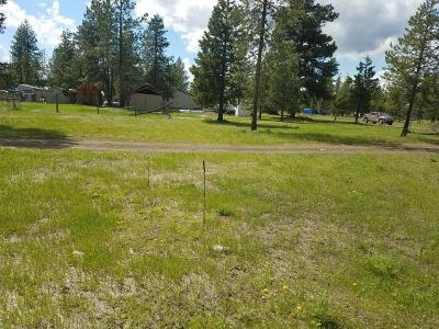 Missoula County Residential Lots & Land For Sale: Nhn Falcon Port, Seeley Lake