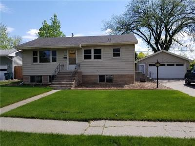 Single Family Home For Sale: 1820 Miles Avenue