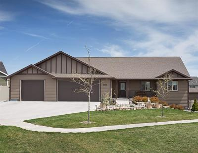 Billings Single Family Home For Sale: 3121 Reflections Circle