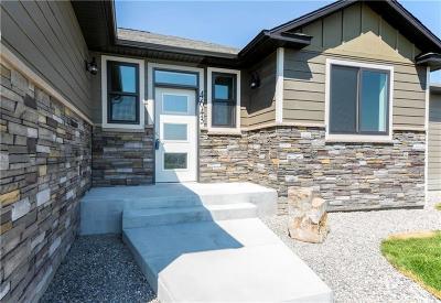 Billings Single Family Home For Sale: 4643 Elk Ridge Trail