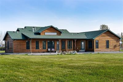 Park City Single Family Home For Sale: 1 Yellowstone Bluff Road