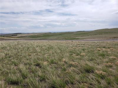 Billings Residential Lots & Land For Sale: Tbd Sage Rock Trail