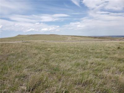 Billings Residential Lots & Land For Sale: Tbd Ridge Rock Trail