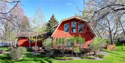 Single Family Home For Sale: 8577 Longmeadow Drive