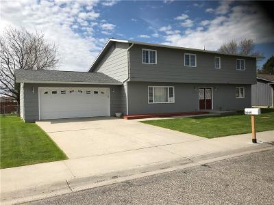 Billings Single Family Home For Sale: 3060 S Daffodil