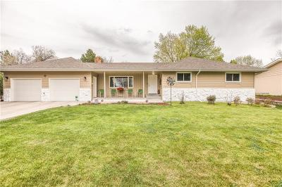 Billings Single Family Home Contingency: 2043 Saint Andrews Drive