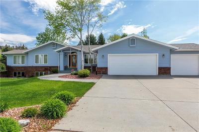 Billings Single Family Home For Sale: 3319 Lloyd Mangrum Lane