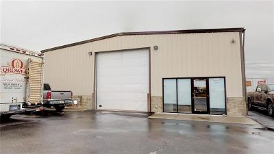 Billings Commercial For Sale: 1327 Holiday Circle
