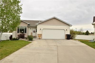 Billings Single Family Home Contingency: 373 Delta Circle