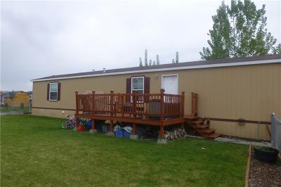 Yellowstone County Single Family Home For Sale: 21 Jubilee Street