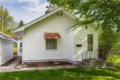 Yellowstone County Single Family Home For Sale: 629 Burlington Avenue