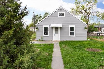 Billings Single Family Home Contingency: 908 S 28th Street