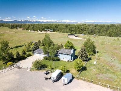 Roberts Single Family Home For Sale: 8575 Us Highway 212