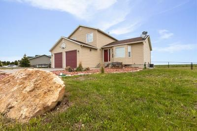 Yellowstone County Single Family Home For Sale: 4855 Piegan Trail