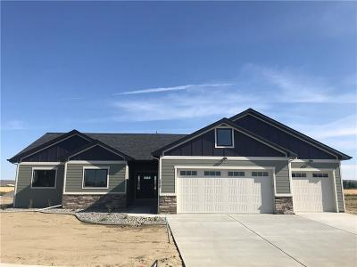 Billings Single Family Home For Sale: 6525 Skycrest Dr
