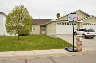 Billings Condo/Townhouse Contingency: 3050 Daystar Drive