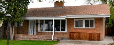 Billings Single Family Home For Sale: 733 Cook Ave