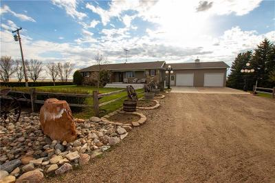 Single Family Home For Sale: 2018 Road 2052 Froid, Mt