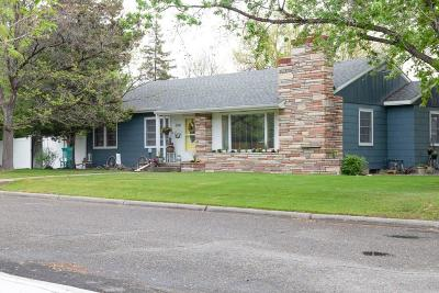 Yellowstone County Single Family Home Contingency: 1201 Wunnike Lane
