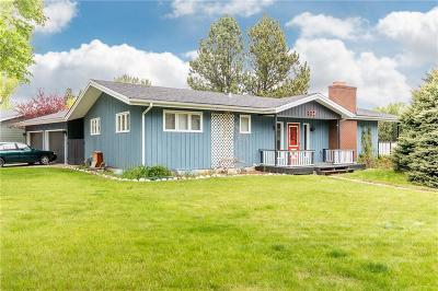 Billings Single Family Home For Sale: 817 Governors Boulevard