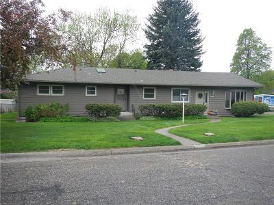 Billings Single Family Home For Sale: 1450 Cascade Ave