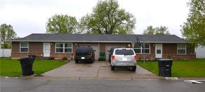 Billings Multi Family Home For Sale: 1330-1332 Cottonwood Blvd