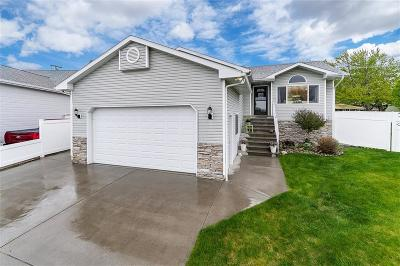 Billings Single Family Home Contingency: 67 Aster Circle