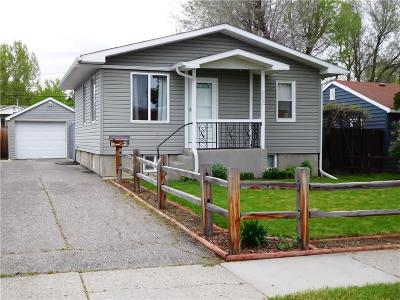 Billings Single Family Home For Sale: 1029 Cook Avenue