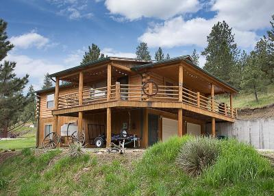 Billings Single Family Home For Sale: 4636 Box Canyon Springs Rd