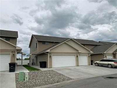 Billings Condo/Townhouse For Sale: 633 Presidents Place