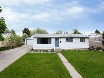 Billings MT Single Family Home Contingency: $209,000