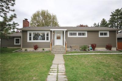 Billings Single Family Home For Sale: 2301 Brentwood
