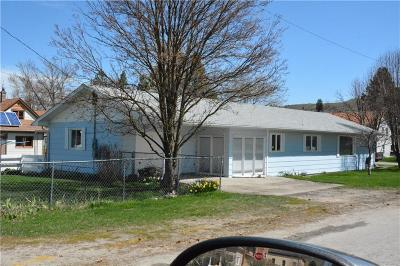 Red Lodge Single Family Home For Sale: 201 N Haggin